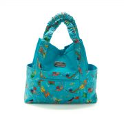 Beach Bag Set Summertime Blue Closed Option 2