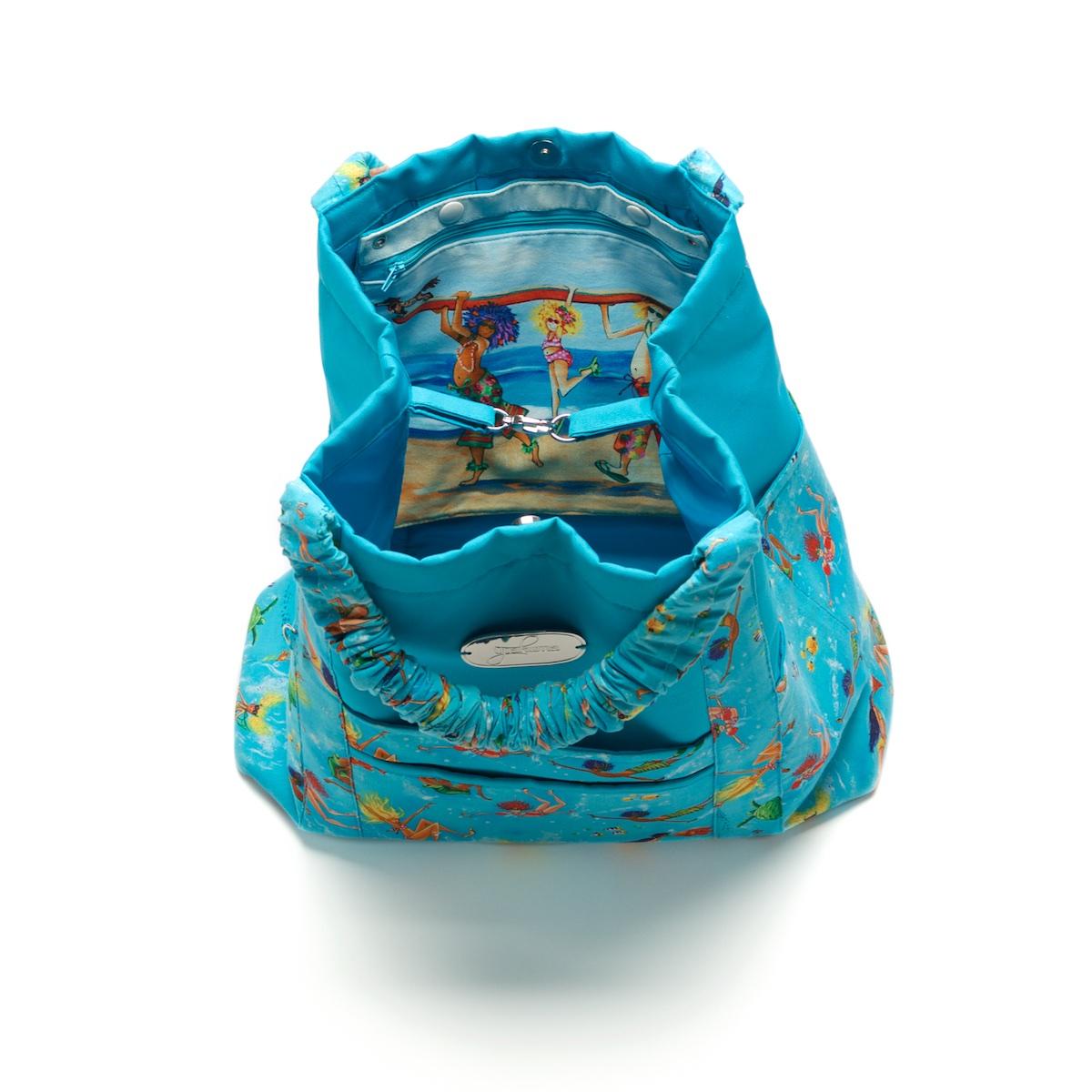 f605b64258 Tote Bag Set Summertime Blue - Opakuma