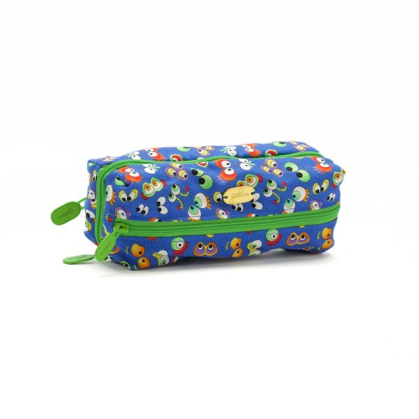 Double Glasses Case Wild Things Closed