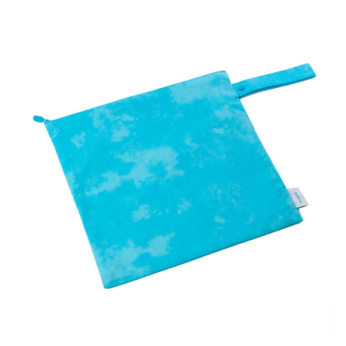 3e1a1ec77d Tote Bag Set Summertime Blue Wet Garment Bag