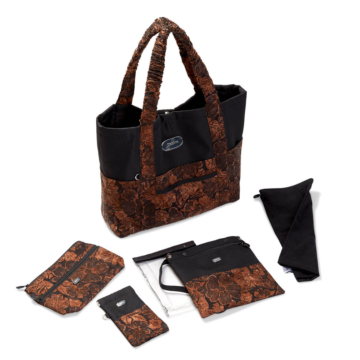 8b0a92e7f3 Tote Bag Set Expresso Bean - Opakuma