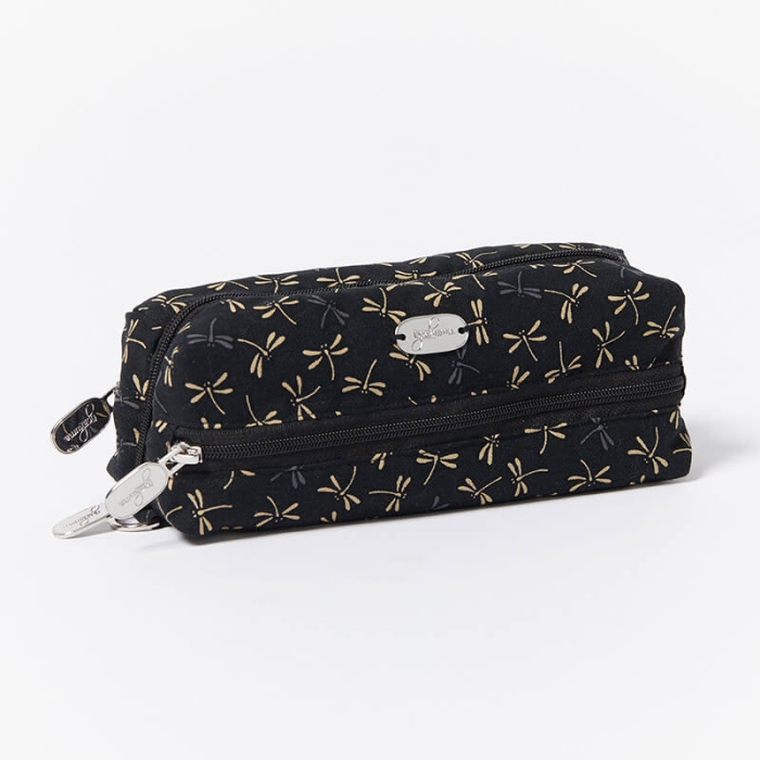Multi-Purpose-Pouch-Black-Dragonfly-Closed