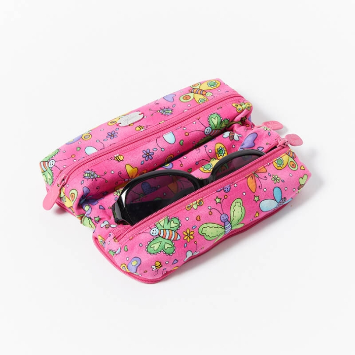 Multi-Purpose-Pouch-Butterflies-Pink-With-Glasses