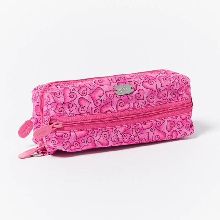 Multi-Purpose-Pouch-Pink-Hearts-Closed